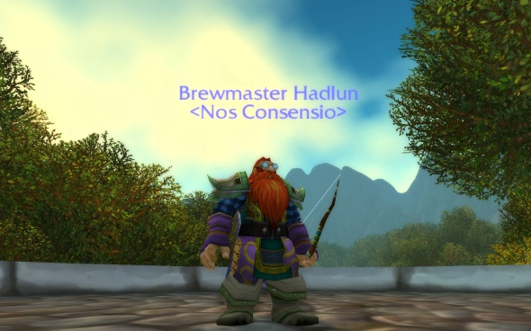 Bresmaster Hadlun: a transmogger's delight, am I right?